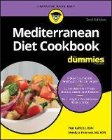 Mediterranean Diet Cookbook For Dummies by Meri Raffetto, Wendy Jo Peterson