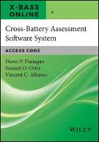 Cross-Battery Assessment Software System (X-BASS) Online by Dawn P. Flanagan, Samuel O. Ortiz, Vincent C. Alfonso