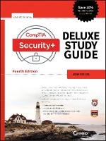 CompTIA Security+ Deluxe Study Guide Sy0-501 by Emmett Dulaney