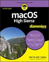macOS High Sierra For Dummies by Bob LeVitus