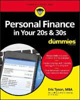 Personal Finance in Your 20s and 30s For Dummies by Stuart Donnelly