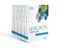 Wiley Study Guide for 2018 Level III CFA Exam: Complete Set by Wiley