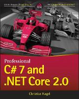Professional C# 7 and .NET Core 2.0 by Christian Nagel