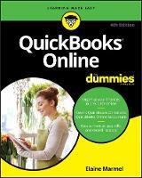 QuickBooks Online For Dummies by Elaine Marmel