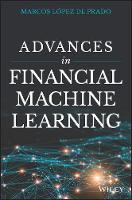 Advances in Financial Machine Learning by Lopez De Prado