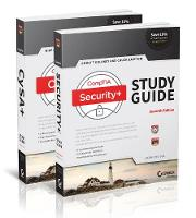CompTIA Complete Cybersecurity Study Guide 2-Book Set Exam SY0-501 and Exam CSA-001 by Emmett Dulaney, Chuck Easttom, Mike Chapple, David Seidl