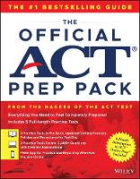 The Official ACT Prep Pack with 5 Full Practice Tests (3 in Official ACT Prep Guide + 2 Online) by ACT