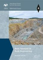 Back Analysis in Rock Engineering by Shunsuke (Emeritus Professor, Kobe University, Kobe, Japan) Sakurai