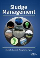 Sludge Management by Bhola R. Gurjar, Vinay Kumar Tyagi