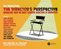 On Animation The Director's Perspective Vol 1 by Ron Diamond