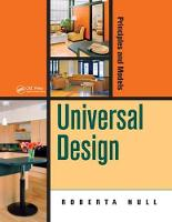Universal Design Principles and Models by Roberta (Common Place Design, Whittier, California, USA) Null