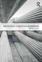 Contemporary Issues in Law and Economics by Thomas J. (University of Connecticut, USA) Miceli