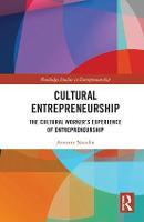 Cultural Entrepreneurship by Annette (Birmingham City University, UK) Naudin