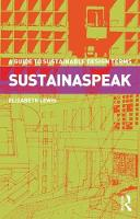 Sustainaspeak A Guide to Sustainable Design Terms by Elizabeth Lewis