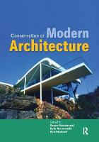 Conservation of Modern Architecture by Susan Macdonald