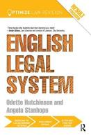 Optimize English Legal System by Angela Stanhope