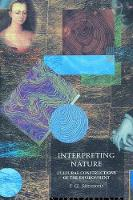 Interpreting Nature Cultural Constructions of the Environment by I.G. Simmons