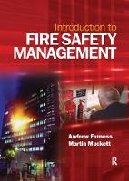 Introduction to Fire Safety Management by Andrew Furness