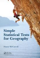 Simple Statistical Tests for Geography by Danny McCarroll