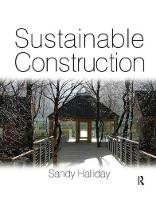 Sustainable Construction by Sandy Halliday