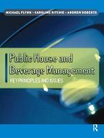 Public House and Beverage Management by Michael Flynn