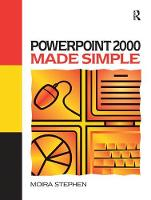 Power Point 2000 Made Simple by MOIRA Stephen