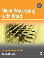 Word Processing with Word by Keith Brindley