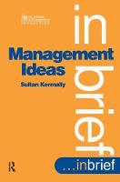 Management Ideas by Sultan Kermally