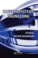 Kansei/Affective Engineering by Mitsuo Nagamachi
