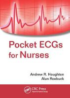 Pocket ECGs for Nurses by Andrew R. Houghton