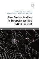 New Contractualism in European Welfare State Policies by Rune Ervik, Nanna Kildal