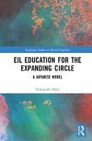 EIL Education for the Expanding Circle A Japanese Model by Nobuyuki (Osaka University, Japan) Hino
