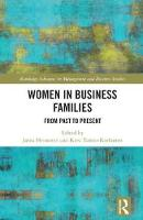 Women in Business Families From Past to Present by Jarna Heinonen