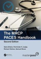 The MRCP PACES Handbook, Second Edition by Saira (Specialist Registrar in Respiratory Medicine and General Internal Medicine, Health Education Yorkshire and the H Ghafur