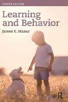 Learning & Behavior Eighth Edition by James E. (Southern Connecticut State University, USA) Mazur