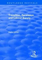 Transition, Recession and Labour Supply by Paolo Verme