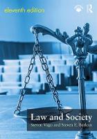Law and Society by Steven Vago, Steven E. Barkan