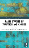 Panel Studies of Variation and Change by Suzanne Evans Wagner