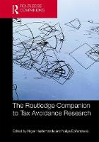 The Routledge Companion to Tax Avoidance Research by Yulia Epifantseva