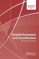 Double Insurance and Contribution by Nisha (Gilt Chambers, Hong Kong) Mohamed