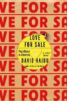 Love for Sale Pop Music in America by David Hajdu