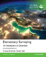 Elementary Surveying, Global Edition by Charles D. Ghilani, Paul Wolf