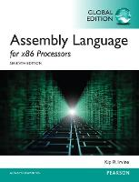 Assembly Language for x86 Processors, Global Edition by Kip R. Irvine