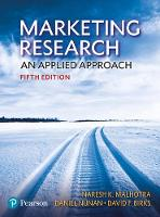 Marketing Research An applied approach by Naresh K. Malhotra, Dan Nunan, David F. Birks