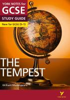 The Tempest: York Notes for GCSE (9-1) by
