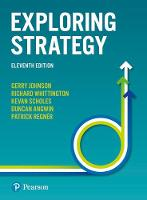 Exploring Strategy Text Only by Gerry Johnson, Patrick Regner, Kevan Scholes, Duncan Angwin
