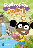 Poptropica English Islands Level 4 Wordcards by