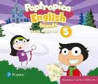 Poptropica English Islands Level 5 Audio CD by