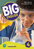 Big English AmE 2nd Edition 4 Flashcards by