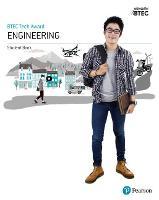 BTEC Level 1/Level 2 Tech Award Engineering Student Book by Steve Singleton, Simon Goulden